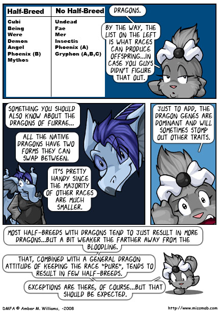 Hybrid Genetics: Page 08.